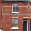 Box sash windows in Lewes