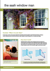 Acoustic glass factsheet