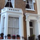 Restored Sash Windows In Hammersmith