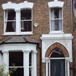 sash windows in Finsbury Park