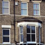 Restore sash windows in Hampstead Heath