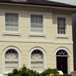 New sash windows in Highbury