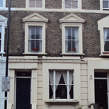sash windows in Holloway