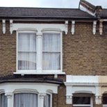 New sash windows Seven Sisters