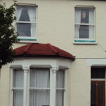 New sash windows Tottenham