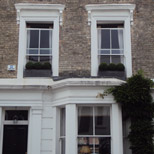 Sash window restoration Battersea
