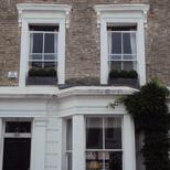 Sash window restoration Battersea