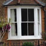 Renovated Bay Window