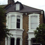 New bay windows in Westminster