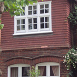 casement windows Chiswick