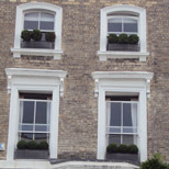 New sash windows Dalston