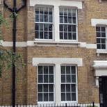 sash window Restoration in Dulwich