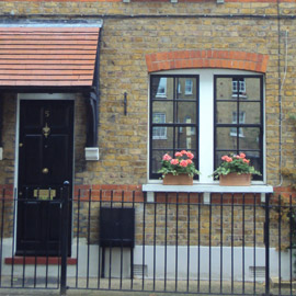 Dulwich sash windows