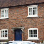 Sash windows in Hatfield