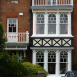 Sash windows in Hornsey