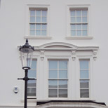 Restore sash windows Kensington