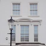 Restore sash windows Kensington