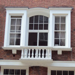 Sash Window restoration Lee
