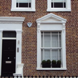 sash windows Notting Hill