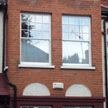 sash window restoration in Penge