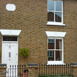 Restore Sash Windows in Potters Bar