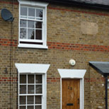 Window restoration in Romford