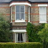 Restore sash windows in Watford